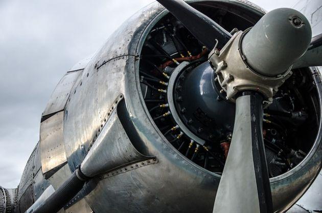 cold-spray naprawa części samolotów