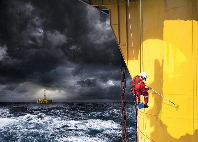 system Jotun konserwacja offshore