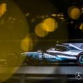 bolid Spies Hecker Mercedes-AMG Petronas Motorsport