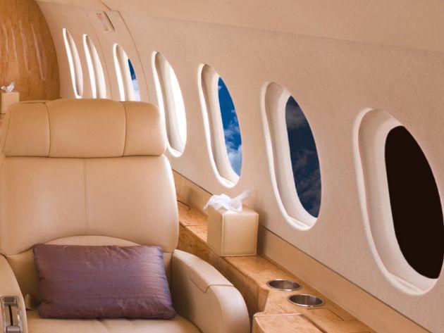 PPG Vision Systems okna samoloty