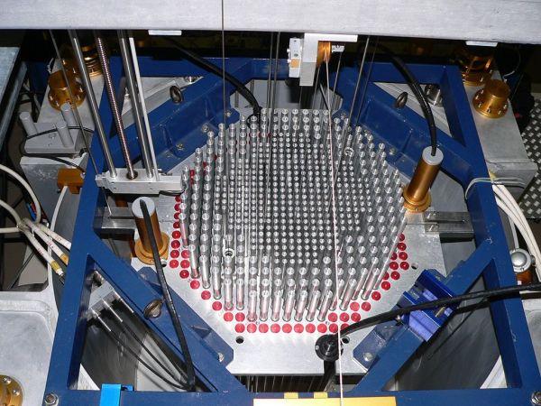 reaktory jądrowe powłoki MIT