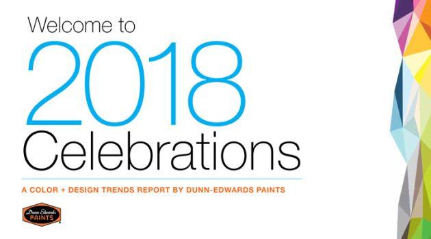 trendy 2018 Dunn-Edwards