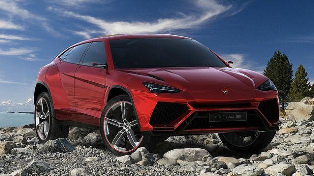 Lamborghini lakiernia