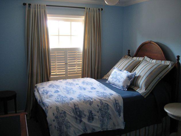 dobry sen kolor sypialnia