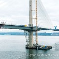 Hempel most linowy Queensferry Crossing