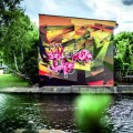 farby Kabe mural Bydgoszcz