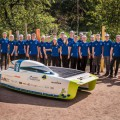 Cromax Punch Powertrain Solar Team