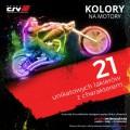 Kolory na motory Grupa CSV