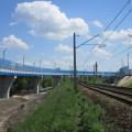 Jotun łącznica kolejowa Kraków