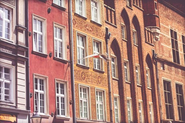 farby architektoniczne Europa