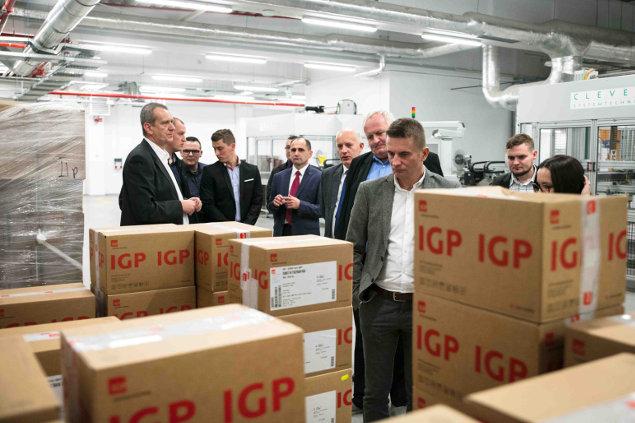 zakład produkcyjny IGP Polska
