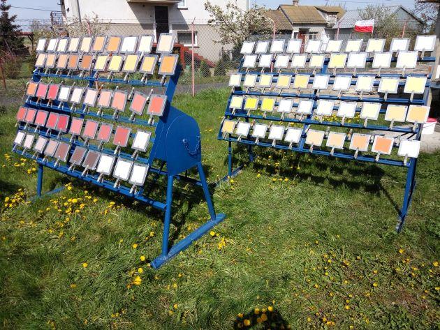 Plast-Mix farby elewacyjne testy w terenie
