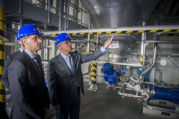 ICHEMAD-Profarb fabryka Poli-Farbe Węgry