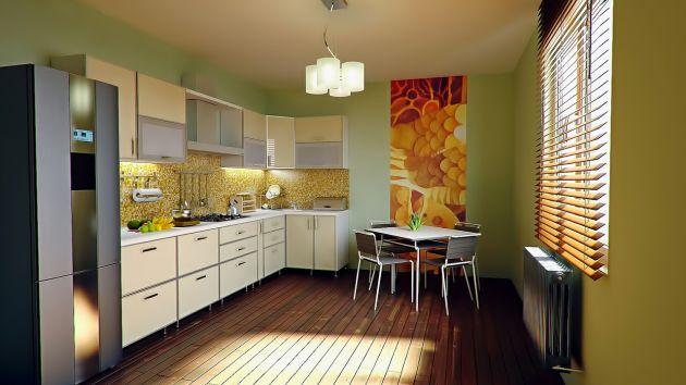 kolor a apetyt kuchnia