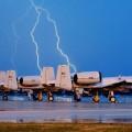 samoloty pioruny