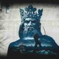 Kazimierz Wielki mural Bydgoszcz