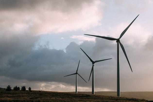turbiny wiatrowe erozja deszczowa