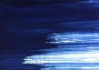 kolor bezksiężycowej nocy ciemnoniebieski Resene