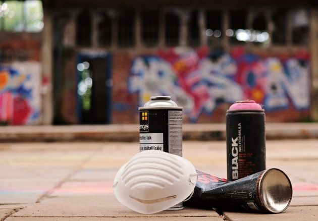 powłoki anty-graffiti granit