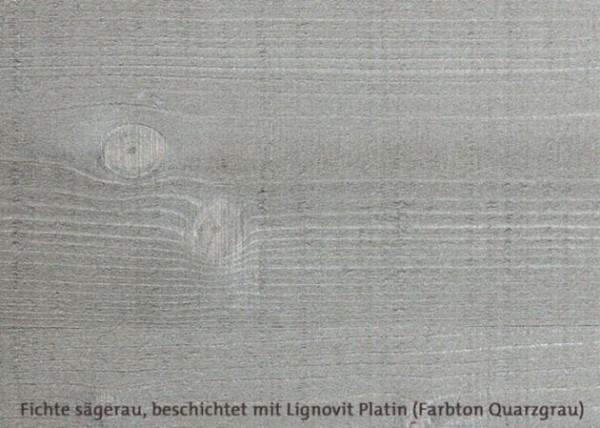 Z produktem Lignovit Platin w kolorze Quarzgrau. Fot. arch. Adler