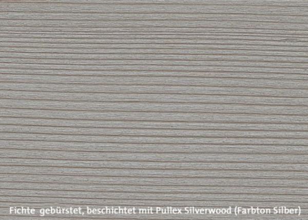 Z produktem Pullex Silverwood w kolorze Silber. Fot. arch. Adler