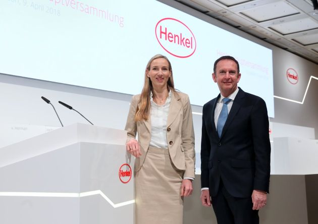 Henkel wyniki za rok 2017