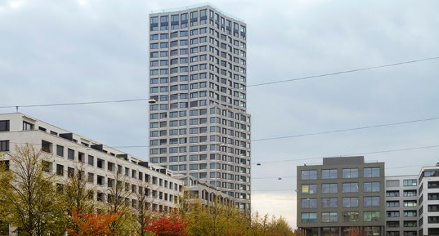 Limmat Towers Beckers