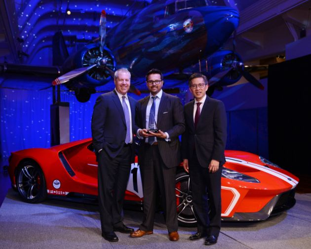 Ford Axalta World Excellence Award