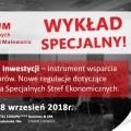 Forum NTM Polskie Strefy Inwestycji