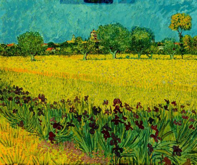 Van Gogh lakiery samochodowe sztuka technika