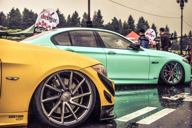 kolory trendy samochody