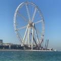 Ain Dubai diabelski młyn AkzoNobel