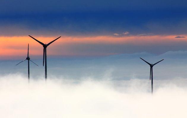 turbiny wiatrowe erozja deszczowa normy DIN