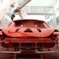 system lakierniczy Ferrari PPG