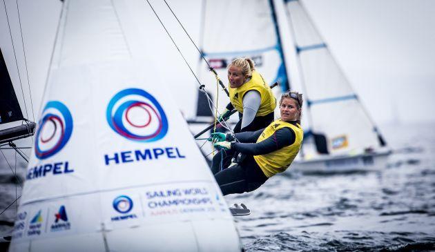 Hempel Sailing World Championships 2018