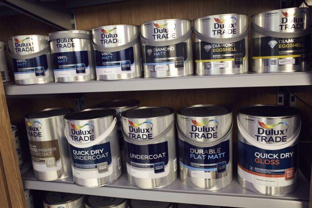 AkzoNobel sklepy Wielka Brytania