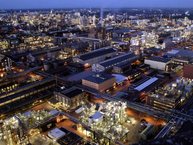 BASF produkcja HDO Ludwigshafen