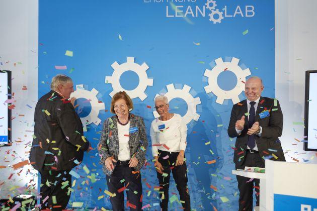 laboratorium modularne Lean Lab BASF