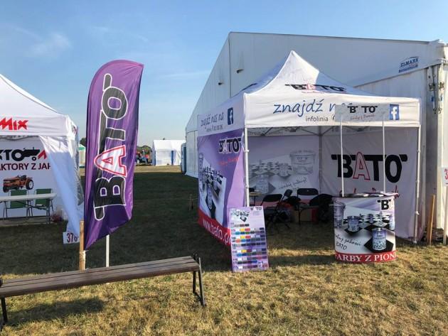 Bato Agro Show Bednary 2018