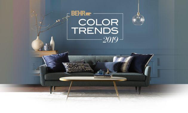 Kolor Roku 2019 Behr