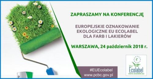 Ecolabel konferencja