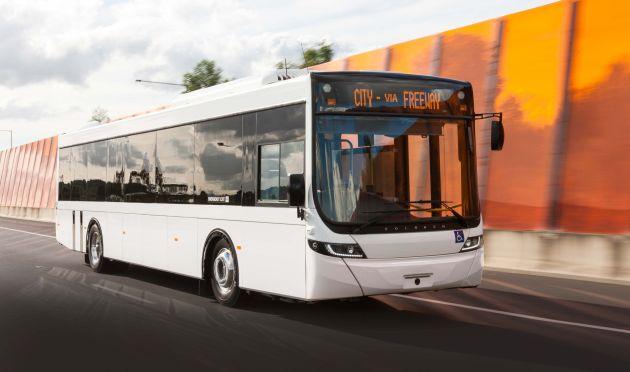 Axalta producent autobusów
