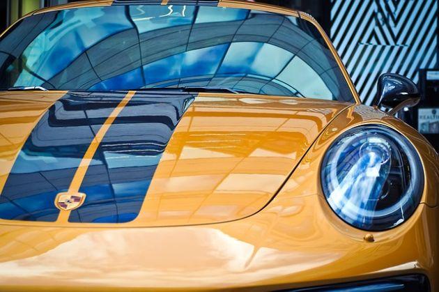 Cromax aprobata Porsche