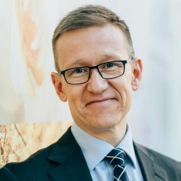 Jukka Havia CFO Tikkurila