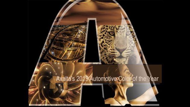 Samochodowy Kolor Roku 2019 Axalta Coating Systems