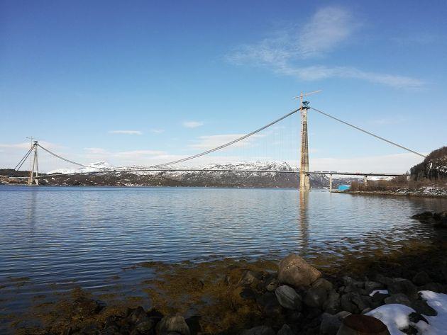 Jotun most Hålogaland