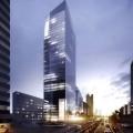 Jotun Facade wieżowiec Q22 Warszawa