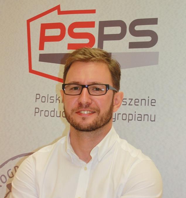 Kamil Kiejna - prezes PSPS