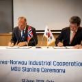 Jotun umowa HHI producent statków Korea