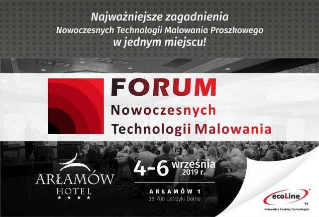 forum NTM nowoczesnych technologii malowania 2019 635
